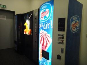 Benditas máquinas de sorvete que acabaram com a nossa grana aos poucos