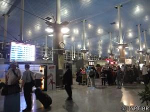 Foto única do aeroporto (mais uma e... risco de prisão)