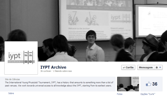 iypt archive - facebook