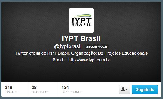 twitter iypt brasil